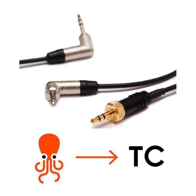Tentacle Sync Cable - Tentacle Bodypack Y-Adapter