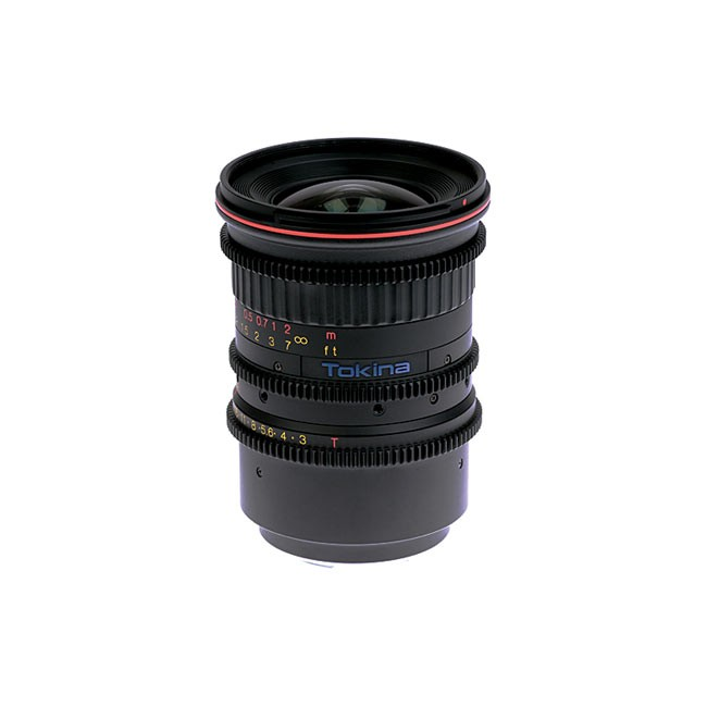 Tokina Cinema 11-16mm T3.0 with Sony E Mount