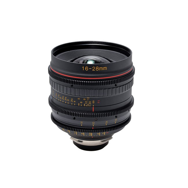Tokina Cinema 16-28mm T3.0 with PL Mount