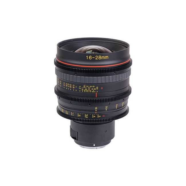 Tokina Cinema 16-28mm T3.0 with Sony E Mount