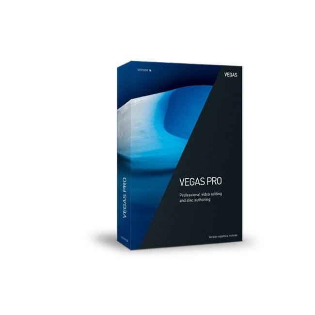 Magix Vegas Pro 14 ESD