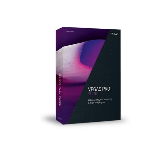 Magix Vegas Pro 14 Suite ESD