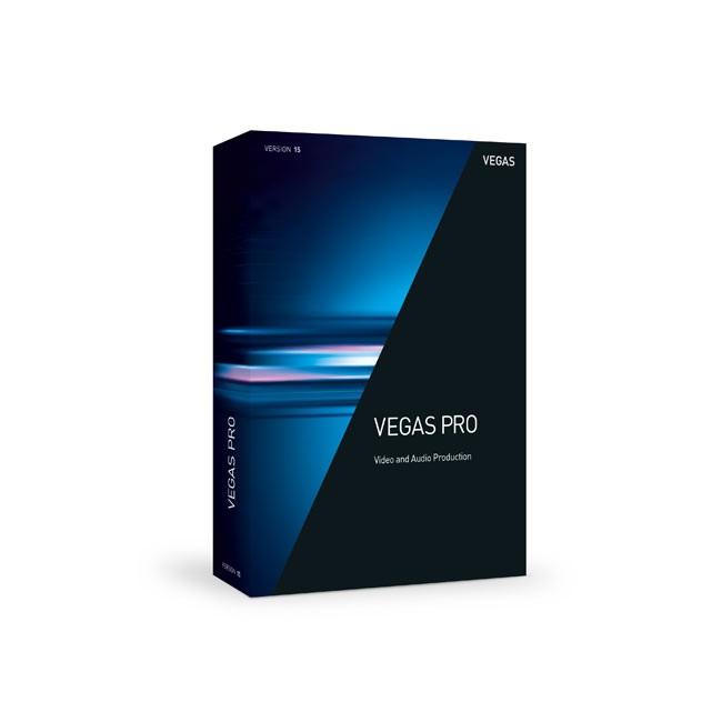 Magix VEGAS Pro 15 ESD
