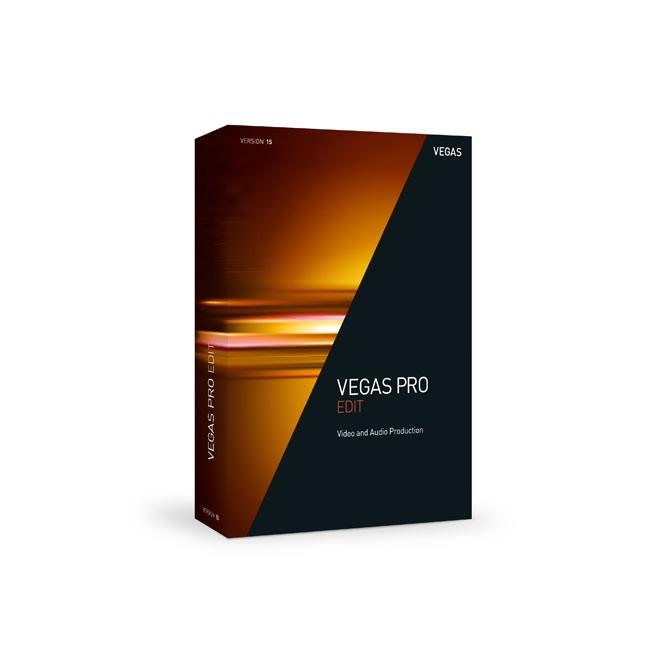 Magix VEGAS Pro 15 Edit ESD