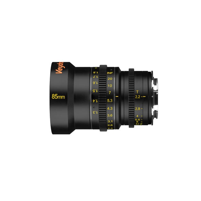Veydra Mini Prime 85mm T2.2 M4/3 (Imperial Focus Scale)