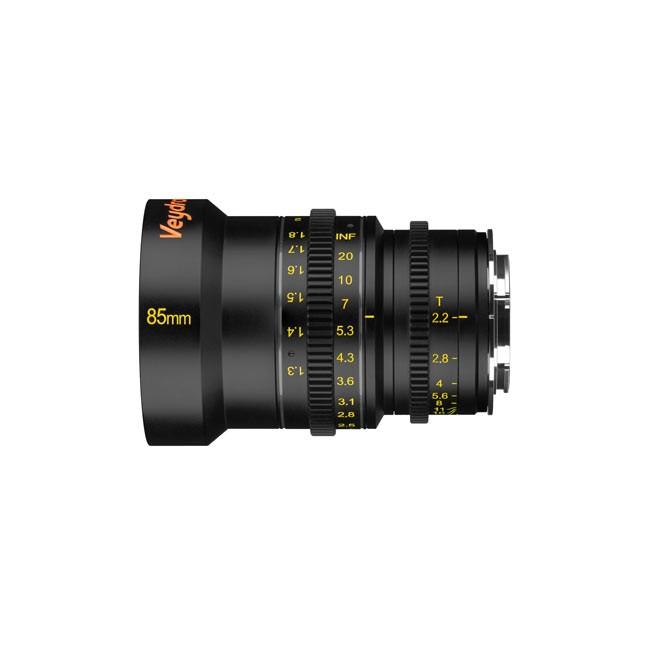 Veydra Mini Prime 85mm T2.2 M4/3 (Metric Focus Scale)