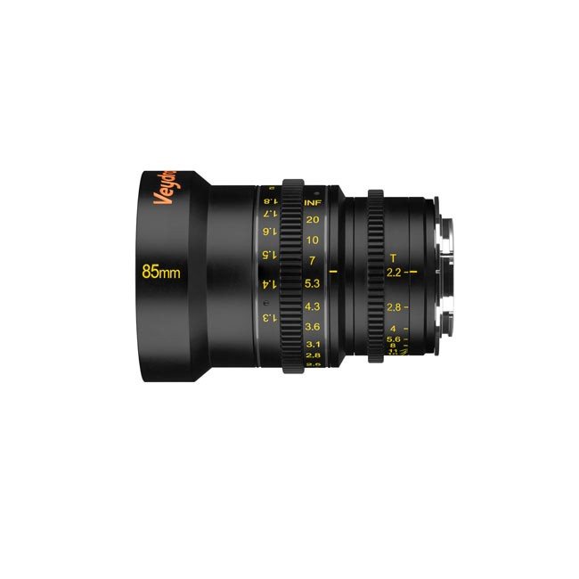 Veydra Mini Prime 85mm T2.2 Sony E Mount (Metric Focus Scale)