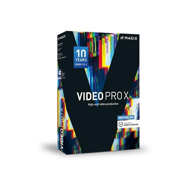 Magix Video Pro X 10 ESD
