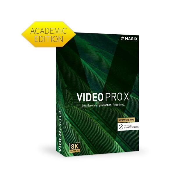 Magix Video Pro X 12 (Academic) ESD