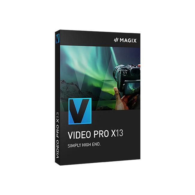 Magix Video Pro X13 ESD