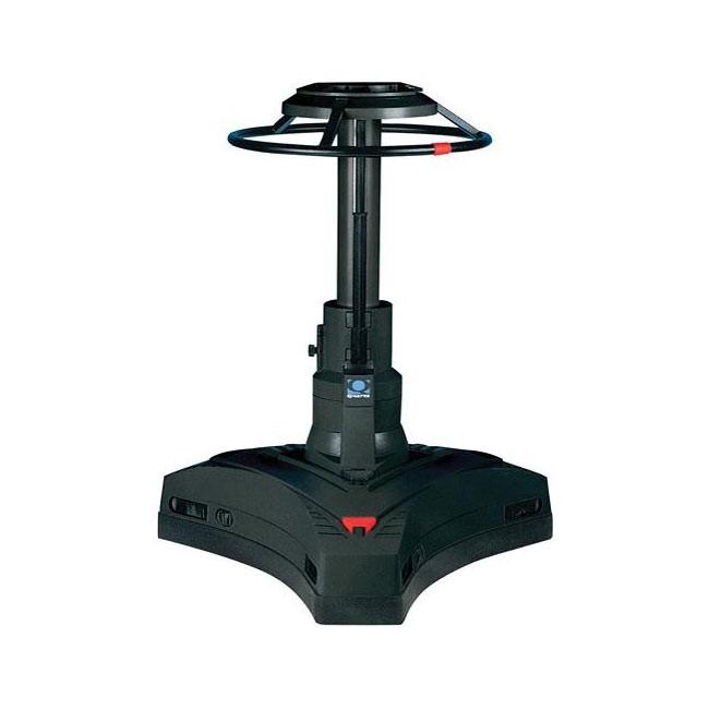 Vinten 3825-3 Quartz One Pedestal (Black)