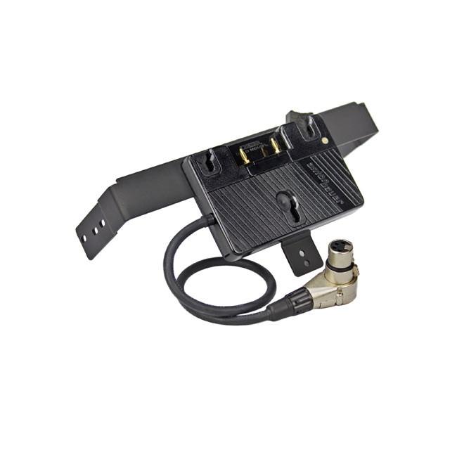 Anton Bauer QR-SVM Gold Mount Battery Bracket for Sony BVM-D9, PVM-/9041Q/9044Q/8045Q/8042Q/8040/PVM-9L2/9L3