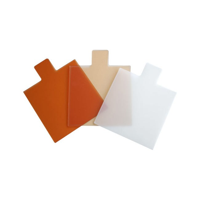 Litepanels Sola ENG 3-Piece CTO Gel Set