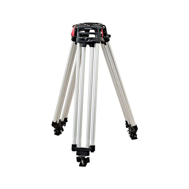 OConnor C12210001 Cine HD Single-Stage Aluminum Alloy Tripod (Mitchell)
