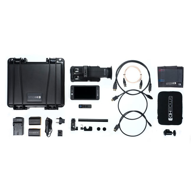 SmallHD 502 (HDMI) On-Camera Starter Kit