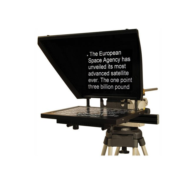 """Autocue Professional Series 17"""" Teleprompter"""