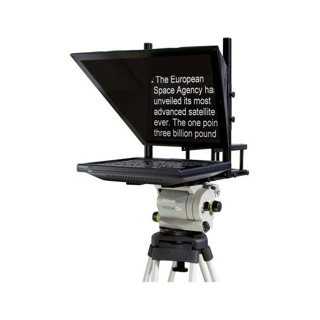 "Autocue Starter Series 17"" Teleprompter Package"