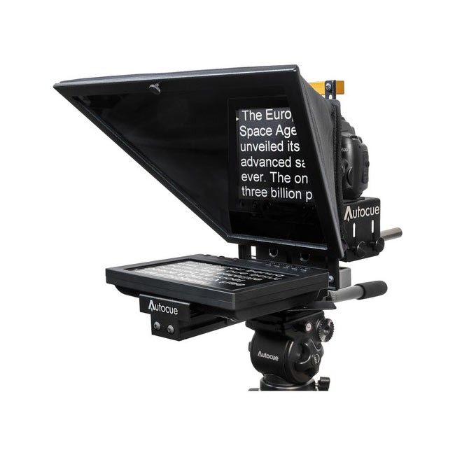"Autocue 8"" Starter Series DSLR Teleprompter Package"