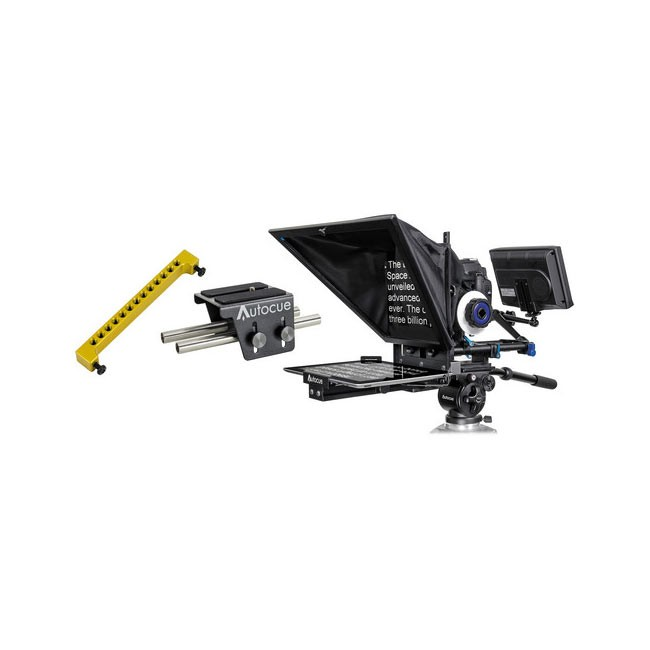 Autocue Starter Series DSLR Teleprompter Package for iPad