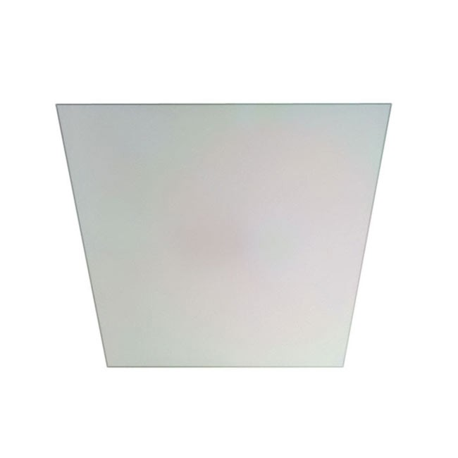 Autoscript Glass Panel for Extra-Wide Folding Hood