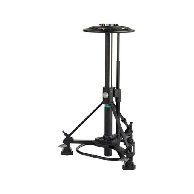 Vinten V3950-0001 Osprey Light Studio Pedestal (Black)