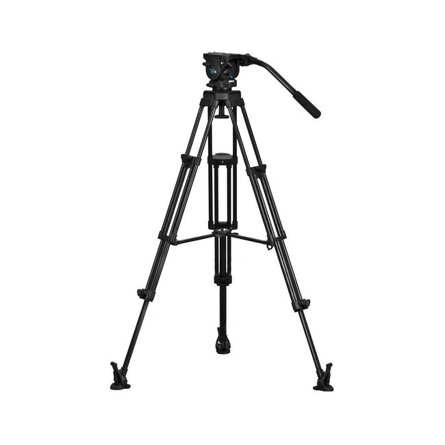 Vinten Vision blue5 Pozi-Loc Tripod With Head and Mid-Level Spreader