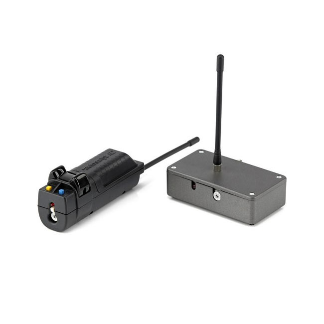 Autoscript WSC-A Handheld RAT Wireless Scroll Controller Package
