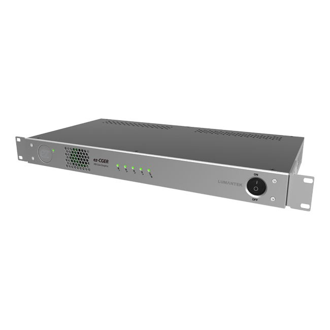 Lumantek VM4 ez-CGER All-in-One Video Switcher