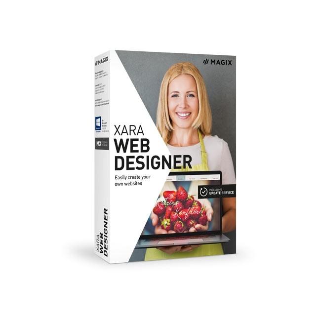Magix Xara Web Designer 16 ESD