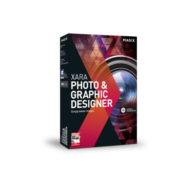 Magix Xara Photo & Graphic Designer ESD