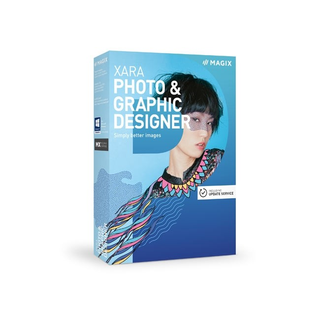 Magix Xara Photo & Graphic Designer 16 ESD