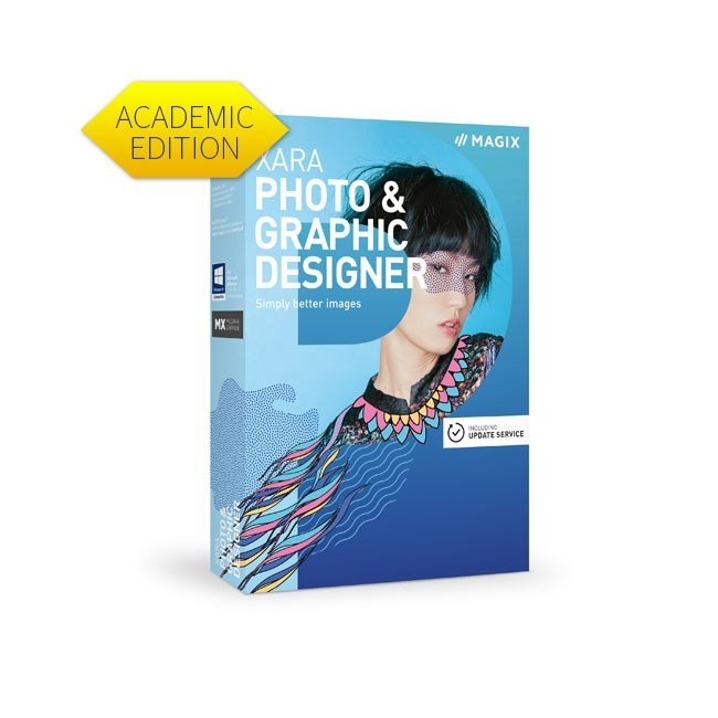Magix Xara Photo & Graphic Designer 16 - Academic ESD