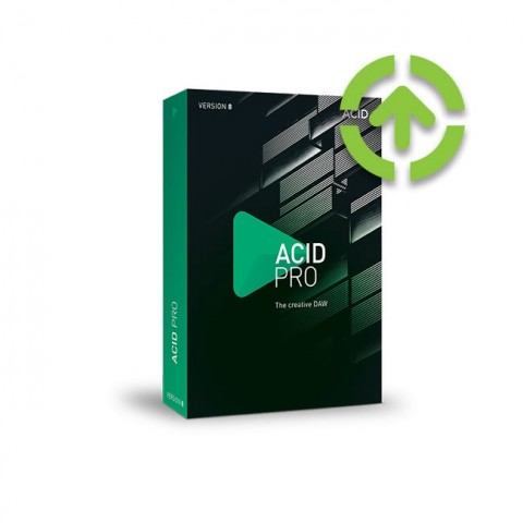 Magix ACID Pro 8 (Upgrade from Previous Version) ESD