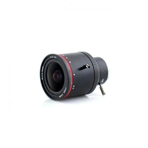AIDA Imaging HD Varifocal 2.8-12mm Manual Iris CS Mount Lens