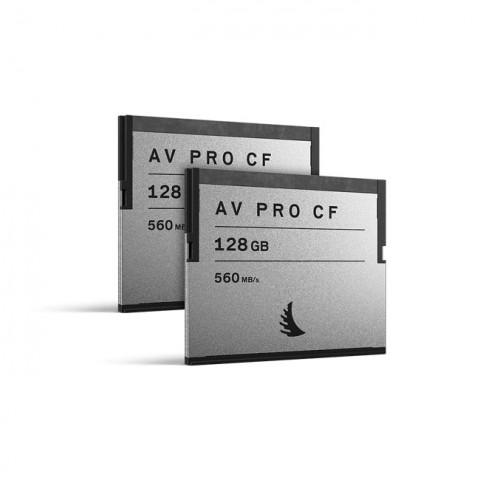 Angelbird AVpro CFast 128GB (2 Pack)