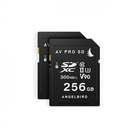 Angelbird Match Pack for Panasonic GH5/GH5S 256GB (2-Pack)