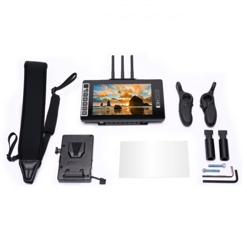 SmallHD 703 Bolt Wireless Monitor V-Mount Director's Bundle