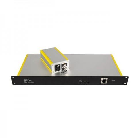 FieldCast Fiber Dock System One (for 4 PTZ Cameras)