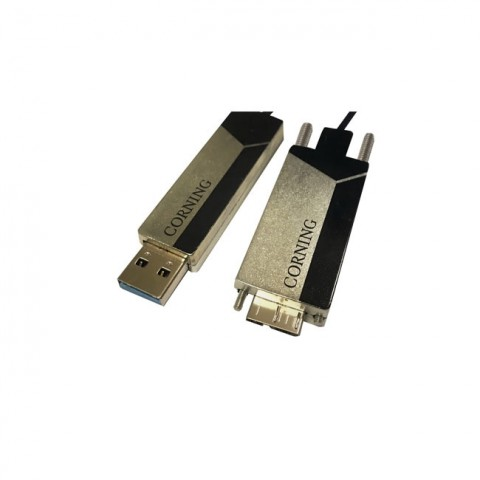 Corning 20 Meter USB 3 A to uB Optical Cable