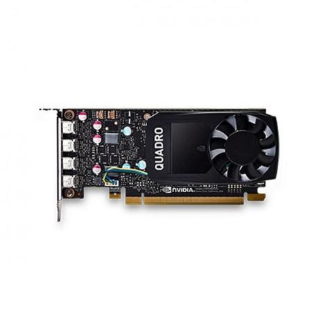 Cubix NVIDIA Quadro 400 Graphics Card (256 CUDA Cores, 2GB GDDR5 Memory, PCIe Gen3 x16 Interface, 3x mDP 1.4)