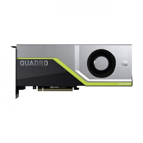 Cubix NVIDIA RTX 6000 Graphics Card (4608 CUDA Cores, 576 NVIDIA Tensor Cores, NVIDIA RT Cores, 24GB GDDR6 Memory, PCIe Gen3 x1)