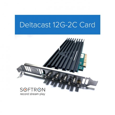 Softron Deltacast Card