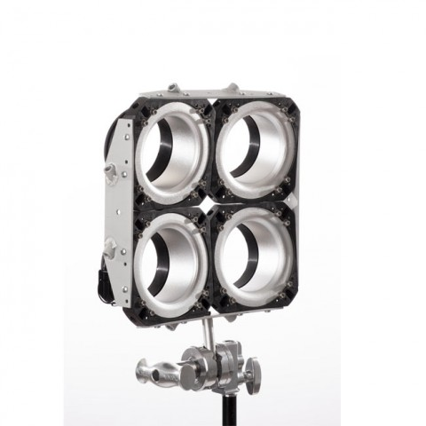 Hive Lighting C-Series Photo Mount Quad Bracket