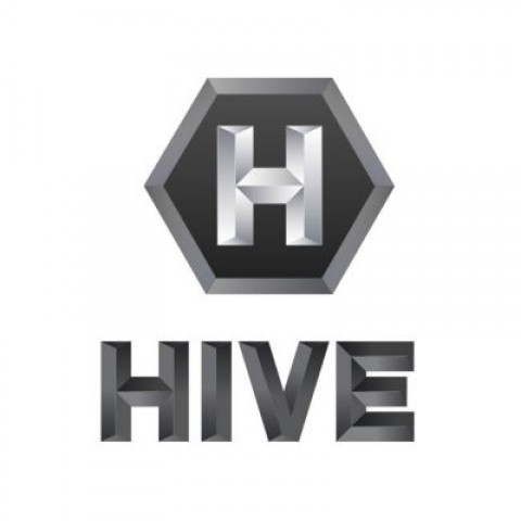 Hive Lighting Bumble Bee 25-C Open Face Omni-Color LED Light with DMX Cable Kit