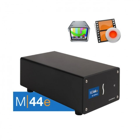 Softron M|44e (8 Channels - 4 In and 4 out, Dongle Included)