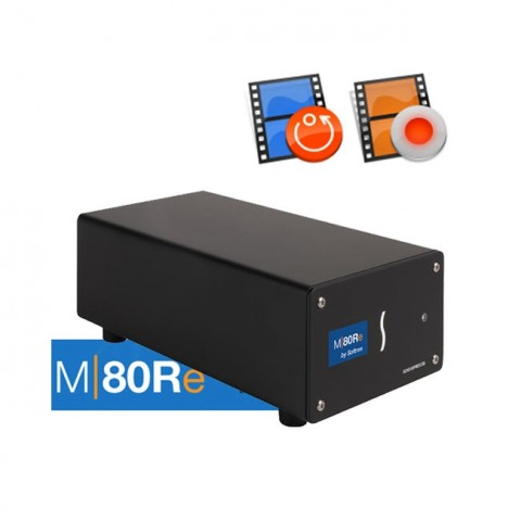 Softron M|80Re (8 Channels Ingest or Replay, Dongle Included)