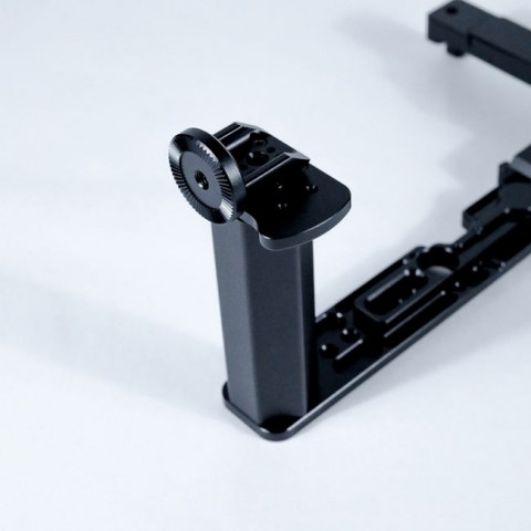 Netmedia Grip Relocator for Canon C200/C300