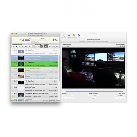 Softron OnTheAir Video Express to OnTheAir Video