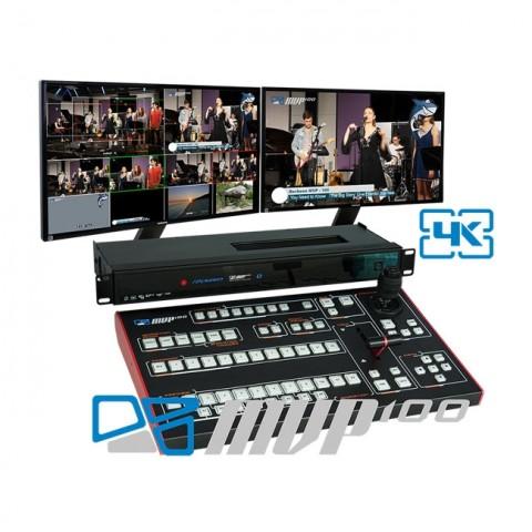 Reckeen MVP100 4K Video Scaler, Processor and Switcher