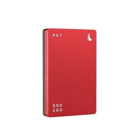 Angelbird SSD2GO PKT MK2 1TB (Red)